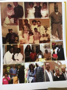 Walter E. Grimes & Family
