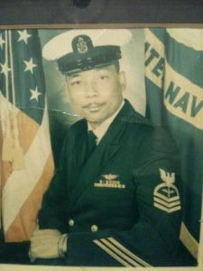 Msgt. Donald Galloway, US Navy, Vietnam War