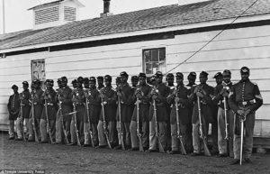 Port Hudson Civil War Troops