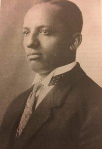 Image of Dr. Carter G. Woodson